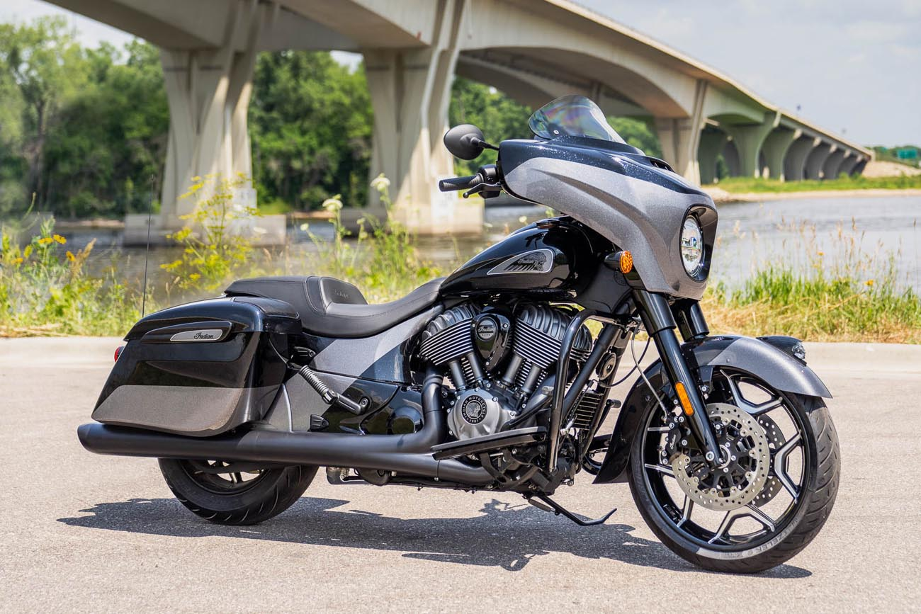 Indian Chieftain Elite Limited technical specifications